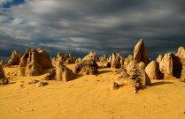 El desierto de los Pináculos (Australia)