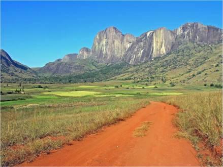 Madagascar, salida 30 junio 2014
